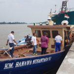 Dua Kapal Bantuan Kementerian Perhubungan Tiba di Tanjung Selor