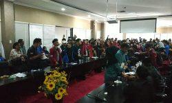 Dukung Aspirasi Mahasiswa, Anggota DPRD Bontang Tolak Tiga UU