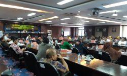 Rapat Paripurna DPRD Kaltim Sahkan Delapan Fraksi