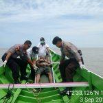 Tertidur Saat Perahu Terbalik, Saharuddin Ditemukan Meninggal