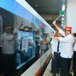 KA Bandara Soetta Kini Beroperasi Mulai Dari Stasiun Manggarai