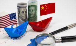 AS-China Sepakati Sebagian Perundingan Perang Dagang