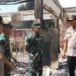 TNI Akan Perbaiki Bangunan Rusak Pasca Rusuh di Penajam