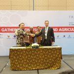 Perusahaan Norwegia Tandatangani Perjanjian Kerja Sama Budidaya Ikan Terpadu di Indonesia