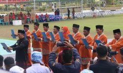 Kecamatan Rantau Pulung Terbebas Dari ODF