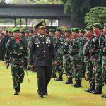 HUT TNI ke-74, Ada Kejutan Kapolresta Samarinda Hingga Layanan SIM Khusus