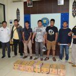 Sita 38 Kg Sabu, BNN Tangkap 4 Orang, 1 Diduga Oknum PNS Tarakan