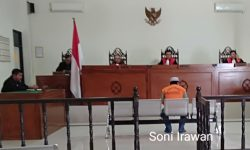 4 Tahun Penjara Gara-gara 2 Poket Sabu