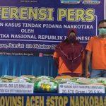 Simpan 20 Kg Sabu, Sipir Lapas dan Istrinya Terancam Hukuman Mati