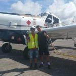 Pesawat Rusak, Suplai BBM ke Krayan Terhenti