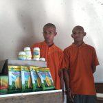 Tiga Pembobol Toko Gasak Bahan Keperluan Pertanian Senilai Rp16 juta