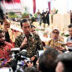 Presiden Jokowi: Pengumuman Kabinet Bisa Minggu, Senin, Bisa Juga Selasa