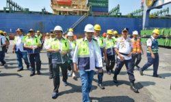 Pemerintah Targetkan Pelayanan di Pelabuhan Tanjung Priok Menjadi 8 TEUS