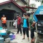 Peduli Banjir, PDAM Salurkan Bantuan