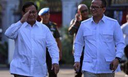 """Prabowo Subianto ke Istana: """"Saya Diminta Membantu di Bidang Pertahanan"""""""