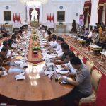 Presiden Jokowi: 'Goal' Besar Setiap Pekerjaan Pemerintah Adalah Ciptakan Lapangan Kerja