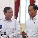 Prabowo Siap Gabung Pemerintah, Presiden Jokowi Sebut Soal Koalisi Belum Final