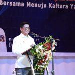Irianto Paparkan Strategi dan Akselerasi Pembangunan Kaltara di Universitas Brawijaya