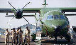 PT Dirgantara Indonesia Ekspor Pesawat CN235-220 ke Nepal