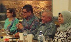 Gubernur Hadiri Dinner Menteri Sabah