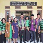 Jaang Resmikan Musholla dan Ruang Ibadah Non Muslim SDN 009