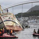 Taiwan: Jembatan Ambruk, Dua WNI Meninggal Dunia 'Terjebak Reruntuhan'