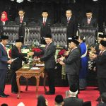 Presiden Jokowi dan Wapres K.H. Ma'ruf Amin Resmi Memimpin RI 2019-2024