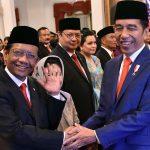 Ini Nama-nama Menteri, Pelantikan Berlangsung Sederhana dan Singkat