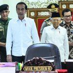 Jokowi Ingatkan Ekonomi Global Akan Lebih Sulit