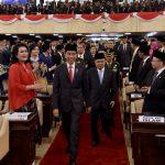 Anggota DPR RI 2019-2024 Bersumpah Utamakan Kepentingan Bangsa dan Negara