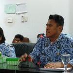 RPH Jadi Sorotan Komisi II, Ini Jawaban Kabid Peternakan DKP3