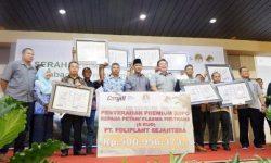Pemkab Dorong Perusahaan Sawit di Ketapang Bersertifikat RSPO