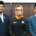 Tiga Pimpinan DPRD Nunukan Resmi Dilantik