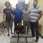 Polres Nunukan Tangkap Eks TKI Diduga Pencuri Perangkat PJU