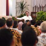 Presiden: Gunakan Palapa Ring untuk Kesejahteraan Bangsa, Bukan Fitnah dan Hoaks