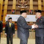 DPRD Samarinda Sahkan Pimpinan Periode 2019-2024