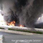 Pertamina Tuntaskan Penanganan Pipa yang Bocor dan Menyebabkan Kebakaran