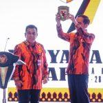 Wujudkan 5 Besar Ekonomi Dunia, Presiden Jokowi: Harus Kerja Keras dan Inovatif