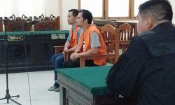 Berniat Jual Sabu dan Inex di THM, Dihukum 5 Tahun 6 Bulan
