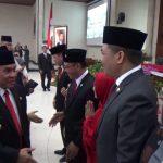 DPRD Kaltim Resmi Memiliki Ketua dan Wakil Ketua Definitif