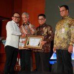 Kaltara Raih Penghargaan Ketenagakerjaan Terbaik Kategori Provinsi Kecil