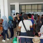 22 WNI Kelahiran Malaysia dan TKI Bermasalah Dideportasi ke Nunukan