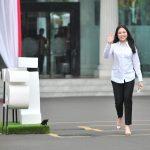 Putri Hary Tanoesoedibjo Dipanggil Presiden Jokowi untuk Calon Wakil Menteri