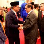 Presiden Jokowi Lantik 12 Wakil Menteri Kabinet Indonesia Maju 2019-2024