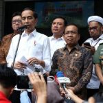 Presiden Jokowi: Kondisi Menko Polhukam Dalam Penanganan Dokter RSPAD