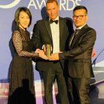 Telkomsel Raih 'Brand of The Year' 2019-2020 di London