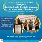 Tiga Satker Dinas Kesehatan Kaltara Borong Penilian IKPA