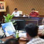 Gubernur Paparkan SAKIP Pemprov Kaltara di Kementerian PANRB