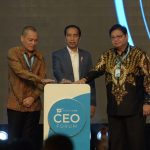 Presiden Jokowi Ajak Para CEO Kembangkan Optimisme