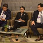 Temui Presiden Moon, Presiden Jokowi Singgung Masalah ABK Indonesia